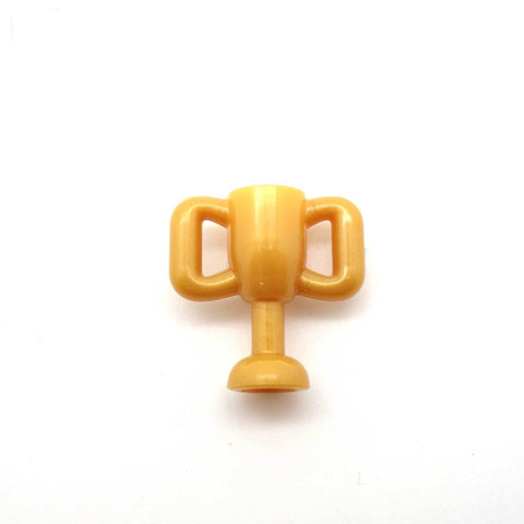 LEGO Gold Cup / Trophy Minifigure Accessory