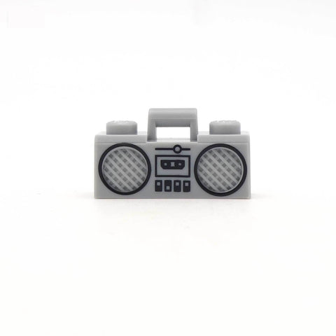 Light Grey LEGO Boom Box