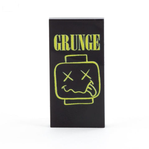 Grunge Poster - Custom Design Tile
