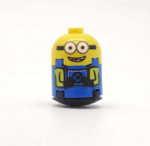 LEGO Minions, Smiley Mini 'un - Custom LEGO Brick Figure