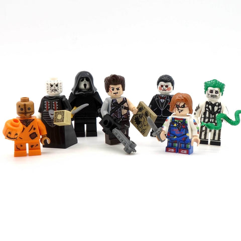 Oh the Horror: Series 2  - Custom Minifigure Set