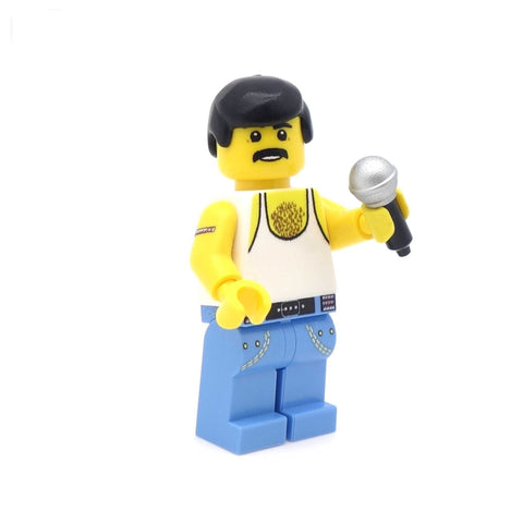 Iconic Freddie - Custom Design Minifigure