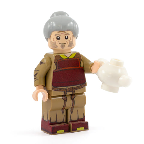 LEGO Uncle Iroh, Avatar: The Last Airbender - Custom Design Minifigure