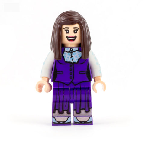 Janet, What the Fork, the Good Place - Custom Design Minifigure