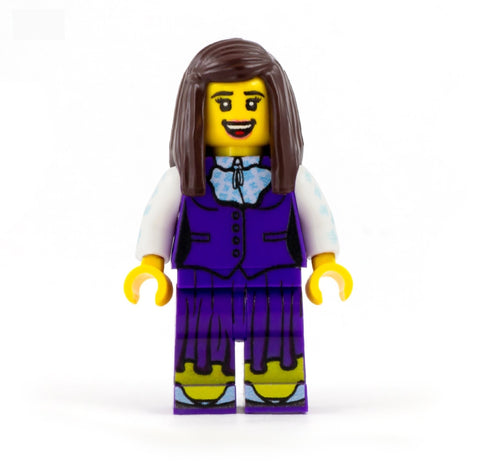 janet, the good place - custom LEGO minifigure