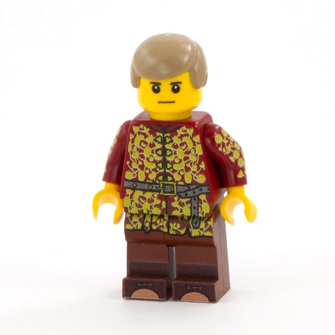 joffrey, game of thrones - custom LEGO minifigure