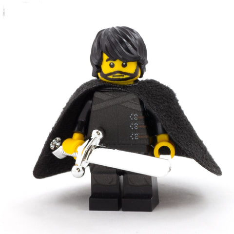 Medieval Fantasy, King in the North (Earlier Seasons) - Custom Design Minifigure