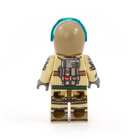 Nostromo Crew and Xenomorph Hunters Collectors Set - Custom Design Minifigure Set