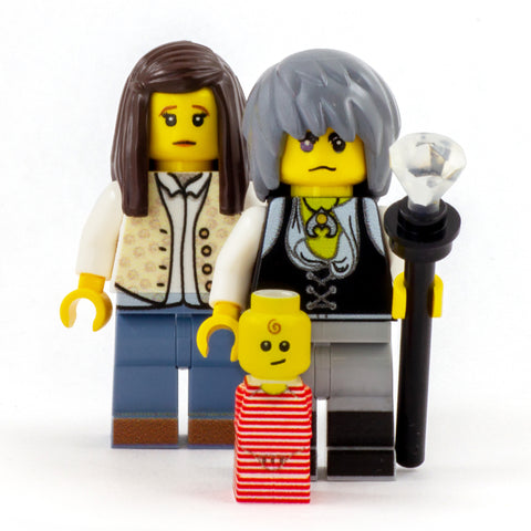 Labyrinth - Custom Design Minifigure(s)