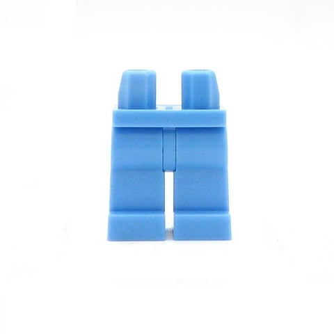 Light Blue Legs LEGO Minifigure Legs
