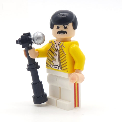 The Great Pretender Custom Printed LEGO Minifigure