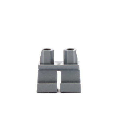 Short Light Grey Legs - LEGO Minifigure Legs