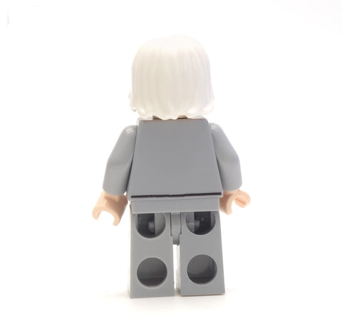 Albert Einstein - Custom Design Minifigure