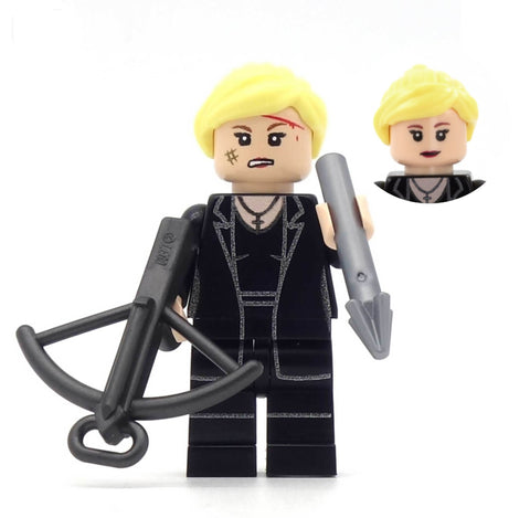 Buffy the vampire slayer, custom lego minifigure set