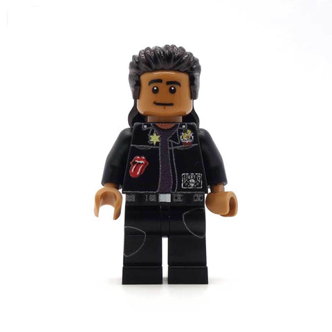 Lister with Dreadlocks (Cult Classic Space Comedy) - Custom Design Minifigure