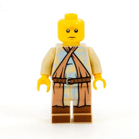Medieval Fantasy, Lord Varys, Game of thrones - Custom Design LEGO Minifigure