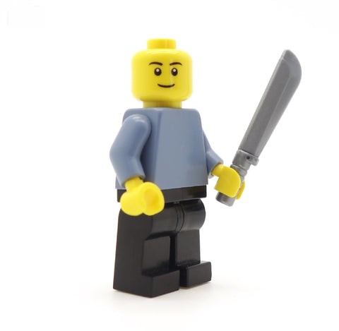 LEGO Machete - Minifigure Accessory