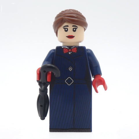 A Practically Perfect Minifigure - Custom Design Minifigure