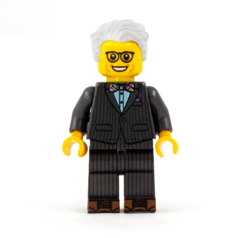 Michael, What the Fork, The Good Place - Custom Design Minifigure