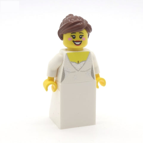 Plain LEGO Brick Skirt Choice of Colours Custom Minifigure