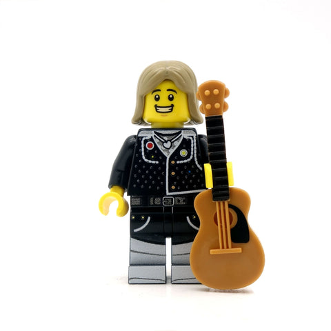 Thank You For the Music - Custom Design Minifigure Set