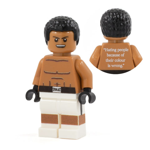 Muhammad Ali - Custom Design Minifigure