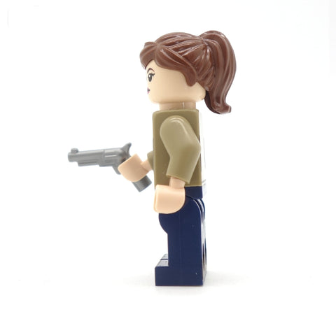 Stranger Things, Nancy - Custom LEGO Minifigure