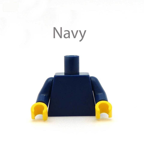 Personalised Armed Forces Minifigure in Uniform - Custom Design Minifigure