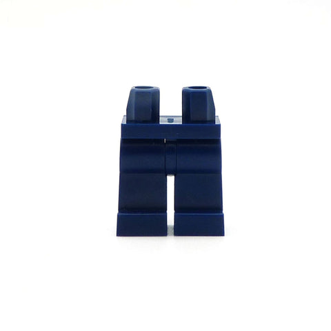 Dark Blue Navy Legs LEGO Minifigure Legs