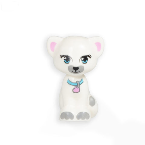 LEGO Friends White Cat