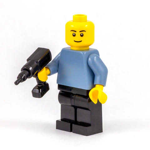 LEGO Drill - Minifigure Accessory