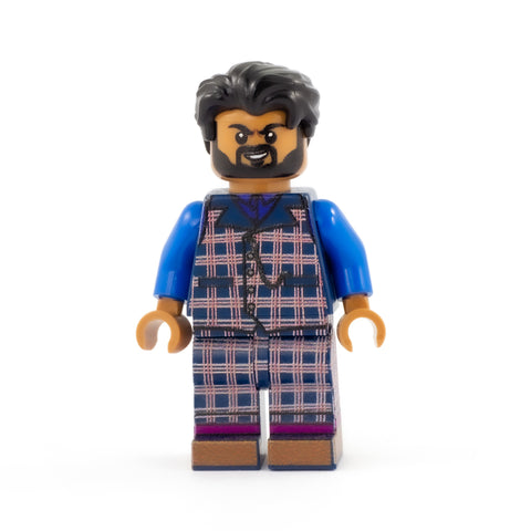 The New Master, Doctor Who - Custom Design LEGO Minifigure