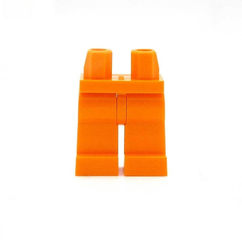 Orange Legs LEGO Minifigure Legs