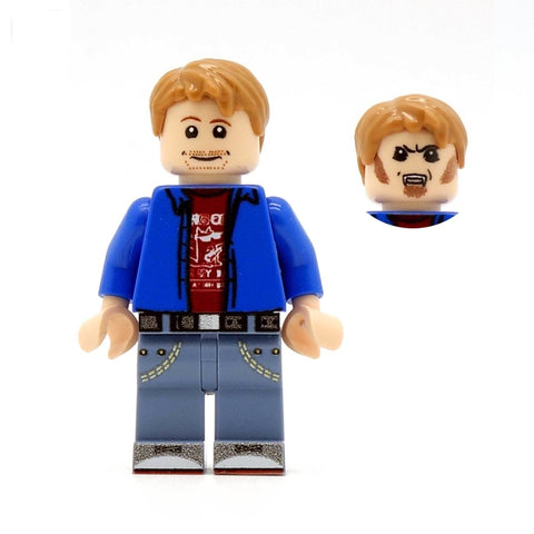 Oz, Buffy the vampire slayer, custom lego minifigure set