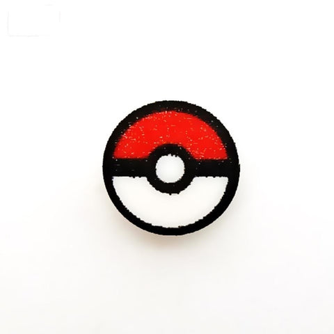"LIMITED EDITION: ""Catch 'Em Balls"" Custom Designed tile (Single)"