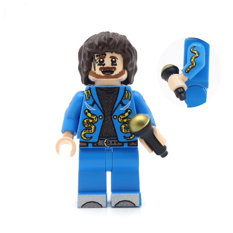 Post Malone - Custom Lego Minifigure