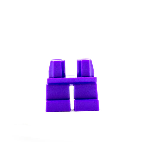 Short Purple Legs - LEGO Minifigure Legs