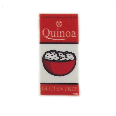 Packet of Quinoa - Custom Printed LEGO Tile