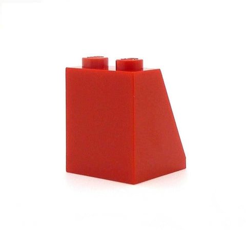 Plain LEGO Brick Skirt Red