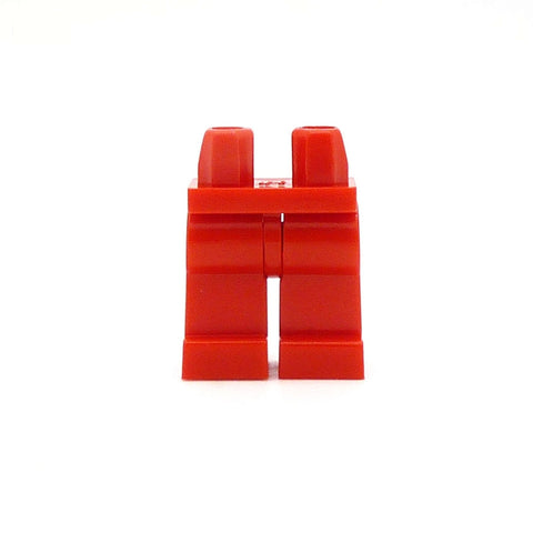 Red Legs LEGO Minifigure Legs