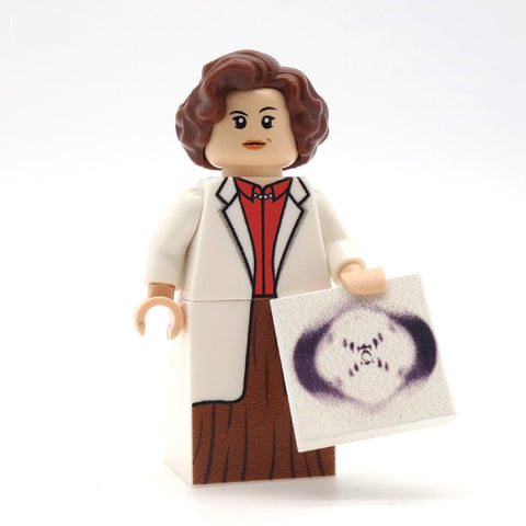 Rosalind Franklin - Custom Design Minifigure