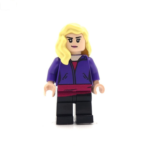 Rose the Companion - Custom Design Minifigure