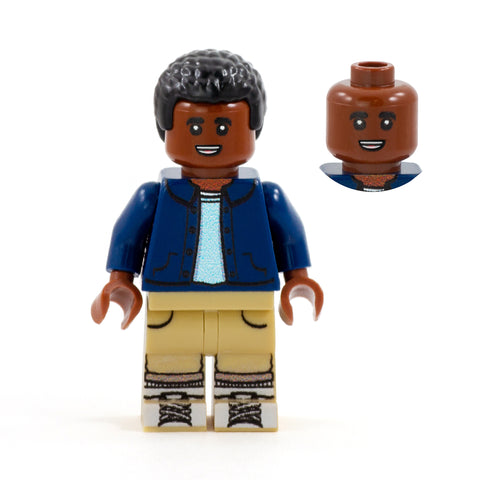 Ryan the Companion (Doctor Who) - Custom Design LEGO Minifigure