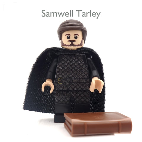 Ten Medieval Fantasy Minifigs of Your Choice - Custom Design Minifigures
