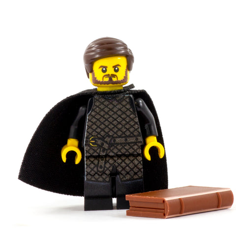 Samwell - Custom Design LEGO Minifigure