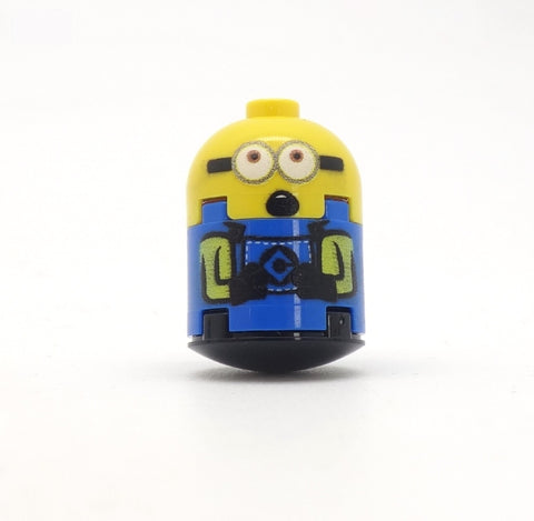 LEGO Minions, Shocked Mini 'un - Custom LEGO Brick Figure