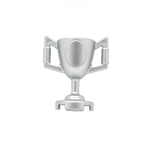 LEGO Large Silver Cup / Trophy Minifigure Accessory