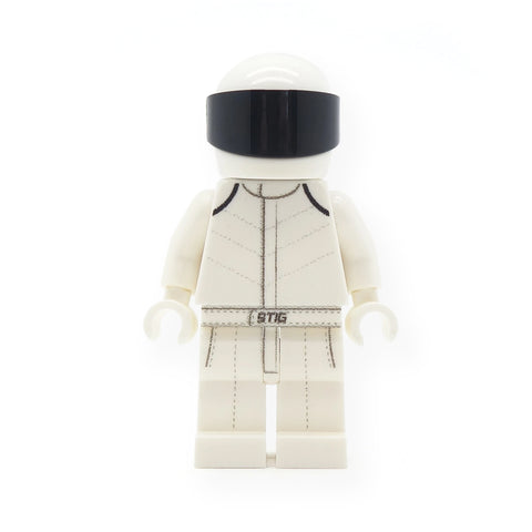 Anonymous Driver - Custom Design Minifigure