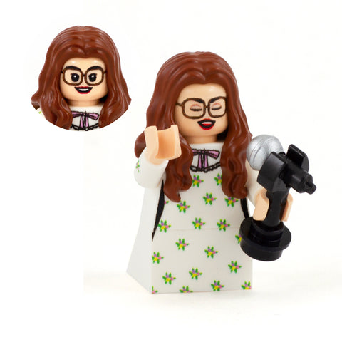 Suzie (Stranger Things) - Custom Design LEGO Minifigure