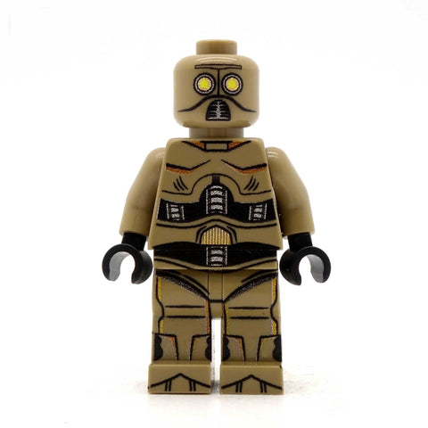 Consular Droid - Custom Design Minifigure